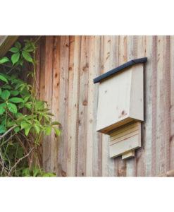 Haus für Fledermäuse