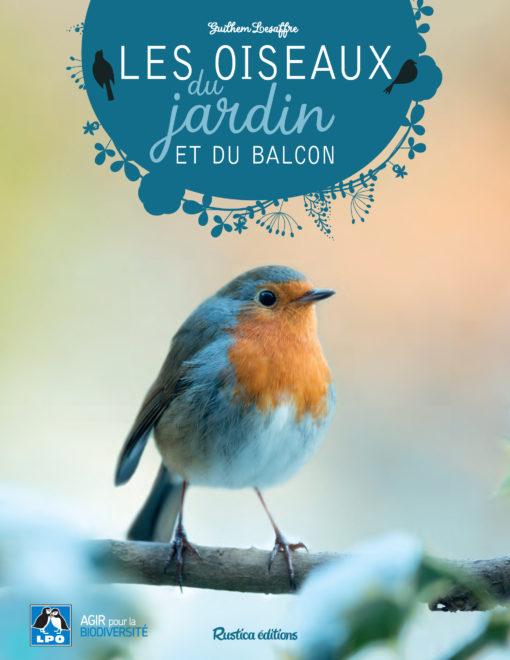 Oiseaux du jardin et balcons