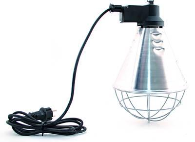 Lampe éleveuse électrique avec économiseur