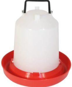 Abreuvoirs siphoïdes de 5 litres avec anse