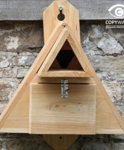 Vogelhaus für kleine Eulen