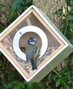 Mangeoire pour oiseaux du jardin (gamme urbaine)