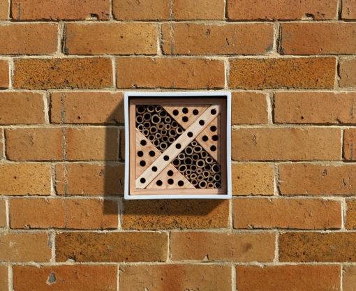 Hôtel pour abeilles solitaires (gamme urbaine)