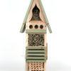 Hôtel complet pour insectes (observation)