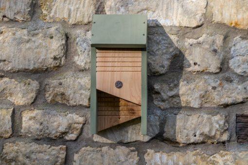 Petite résidence pour chauve-souris